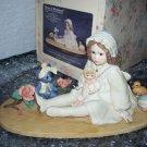 Jan Hagara Ltd 712/1200 Porcelain Figurine Renny MIB