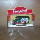 2000 Campbells 100th Anniversary Die Cast Green Van