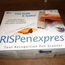 Irispen Express Handheld Pen Scanner Mac OS New Sealed