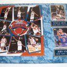 NBA  Memorabilia and Collectibles Patrick Ewing - John Starks