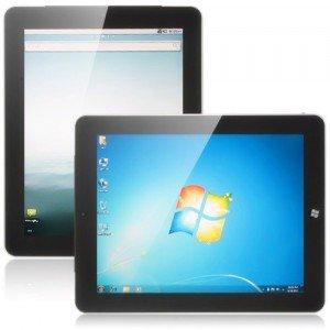 """9.7"""" Windows 7 Tablet PC WXGA Aton N455 32GB"""