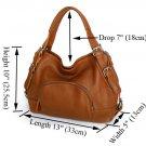 Genuine Leather Lady Fashion Handbag Shoulder Bag