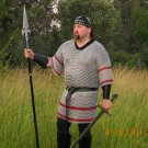 Chainmail Shirt, Full Length Halberk, 14G, 3/8 ID