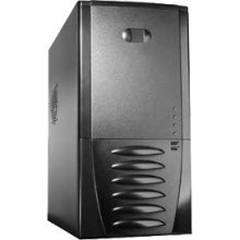 Antec Solution SLK2650-BQE Mid tower with 350 Watt Power Supply