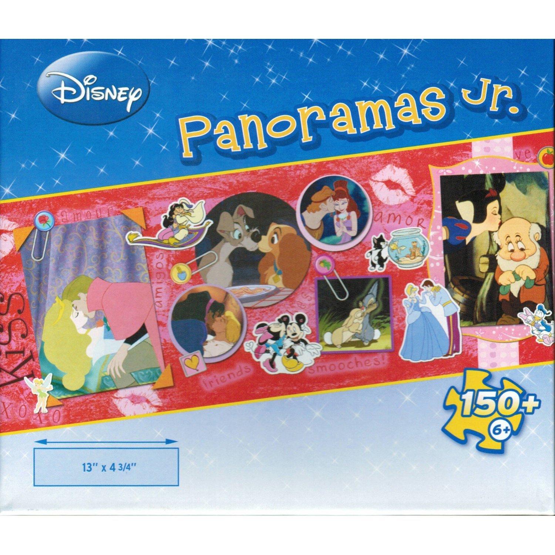 Disney Kiss Panoramas Jr. Puzzle