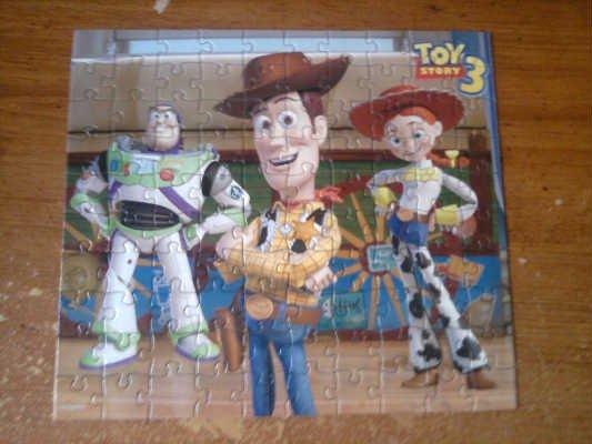 Disney Toy Story 3 Puzzle