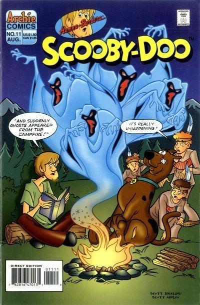 Archie Comics Scooby Doo No. 11