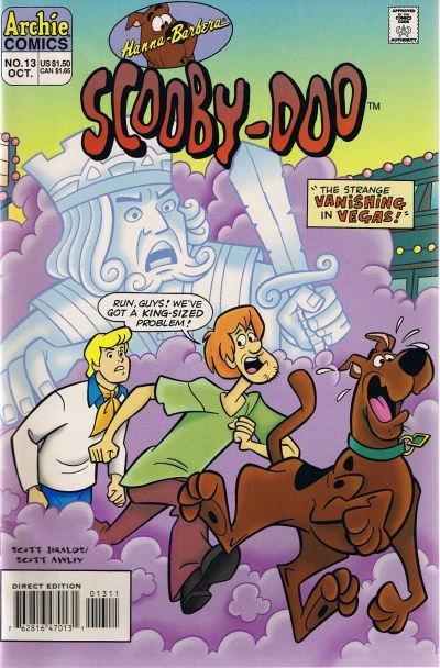 Archie Comics Scooby Doo No. 13