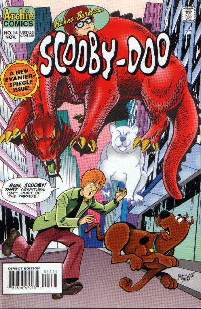 Archie Comics Scooby Doo No. 14