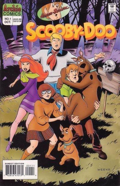 Archie Comics Scooby Doo No. 1