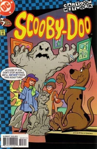 DC Comics Scooby Doo No. 3
