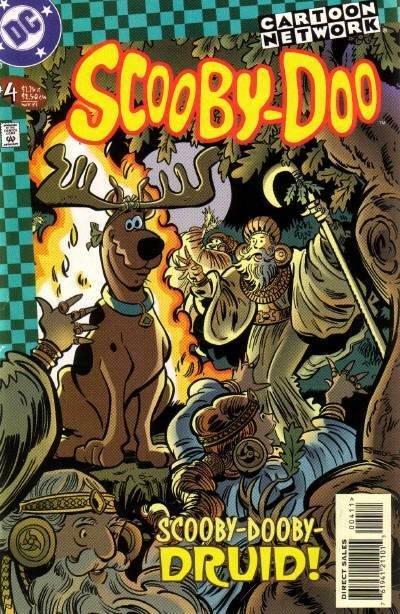 DC Comics Scooby Doo No. 4