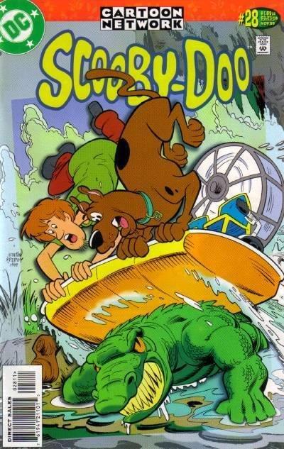 DC Comics Scooby Doo No. 28
