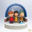Ho! Ho! Ho! Tasty Snow! The Peanuts Gang 2011 Hallmark Ornament