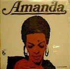 Amanda - Amanda (LP)