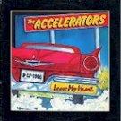 Acclerators - Lave me Heart (LP)