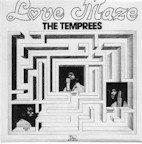 Temprees, The - Love Maze (LP)