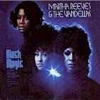 Martha reeves & the Vandellas - Black Magic (LP)
