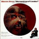 "Warren Zevon - Werewolves of London 12"" 45 rpm picture sleeve"
