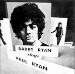 Barry Ryan  - Barry Ryan Sings Paul Ryan