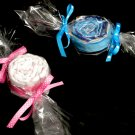 Receiving Blanket Candy Roll Baby Shower Favor Decoration Gift