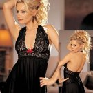 Gorgeous Lace And Mesh Babydoll Code: YS6171