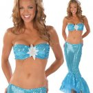 Blue Lagoon Mermaid Night Gown-Code: YS8165