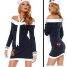 Love Hearts Sailor Costume-Code: NH4325