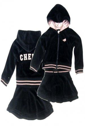 Chelsea's Corner 2 Piece Girls Skirt Set