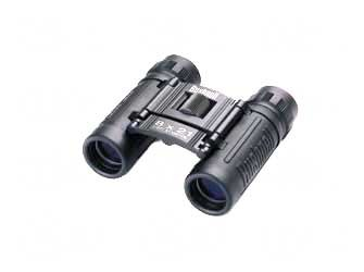 Bushnell Powerview 8x21 Roof Prism Binoculars Black