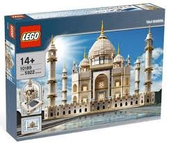 LEGO 10189 TAJ MAHAL NEW SEALED IN BOX FAST SHIPPING