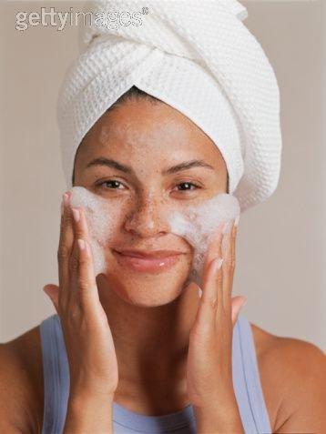 Mama Cee� 'Lemon Tea' Organic Face Wash - 4 oz.