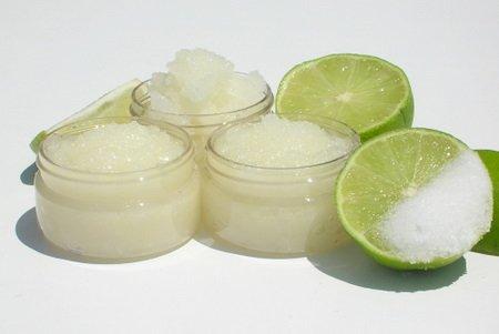 Mama Cee� 'Lemon Lime' Salt Scrub - 4oz.