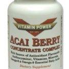 Acai Berry Complex Capsules 100 Count