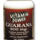 Brazilian Guarana 100 Count
