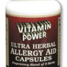 Herbal Allergy Aid Capsules 90 Count