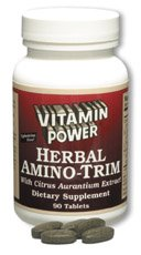 Herbal Amino Trim 90 Count