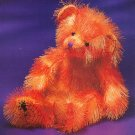 Russ Berrie Halloween Softies Plush Teddy Bear - Moonlight  FREE USA SHIPPING!!