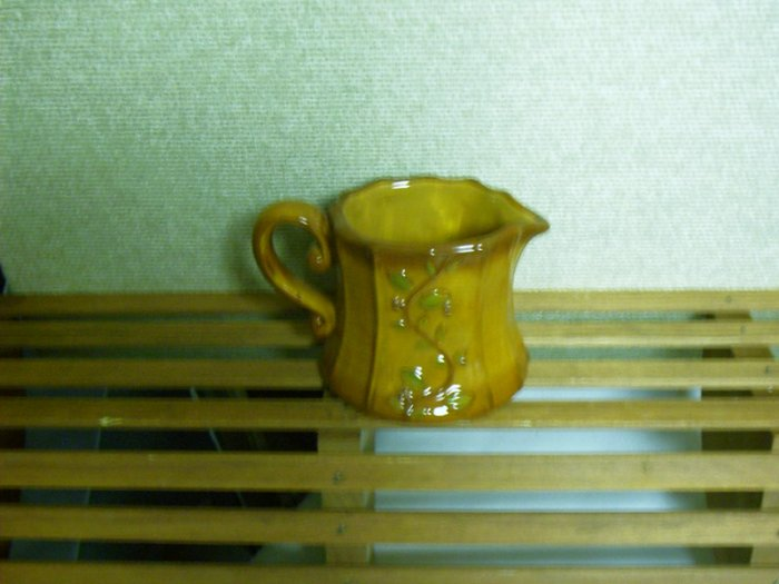 Russ Berrie Harvest Home Collection - Creamer Pitcher - FREE USA SHIPPING!!!