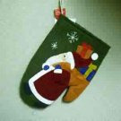 Russ Berrie Christmas - Moments of Wonder Santa Oven Mitt FREE USA SHIPPING!!