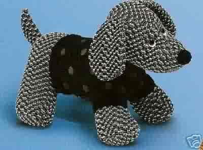 Russ Berrie Debonair Dogs Collection - Jasper Dalmatian Large