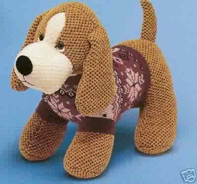 Russ Berrie Debonair Dogs Collection - Reginald Basset Hound Large
