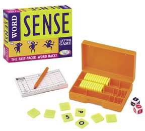 Word Sense - The Fast-Paced Word Race Game by Thinkfun  - FREE USA SHIPPING!