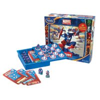 Hopper Heroes - Marvel Superheroes Educational Game by Thinkfun - CLEARANCE - FREE USA SHIPPING!