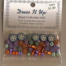 Dress It Up Bead Collection # 20 - FREE USA SHIPPING!!!