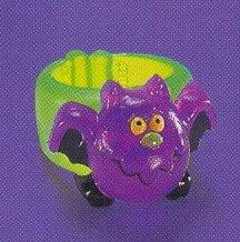 Russ Berrie Halloween Happy Hauntings Ring - Bat - FREE USA SHIPPING!