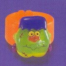 Russ Berrie Halloween Happy Hauntings Ring - Frankenstein Monster -FREE USA SHIPPING!