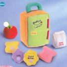 Russ Munch Lunch Fridge Plush Activity Set - FREE USA SHIPPING!