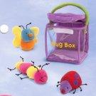 Russ Bug Box Plush Activity Set - FREE USA SHIPPING!