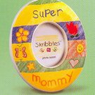 Russ Mini Magnet Photo Frame Super Mommy - FREE USA SHIPPING!